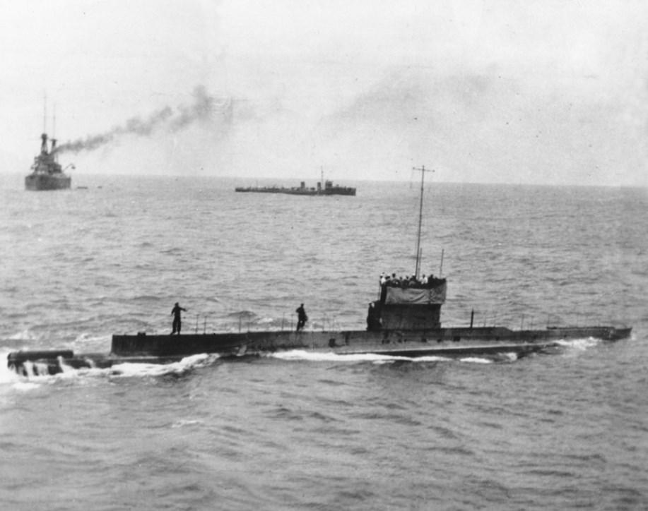 denizaltı savaşları